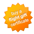 jet flight gift certificate