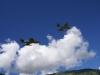 Hawker Hunter Airborne