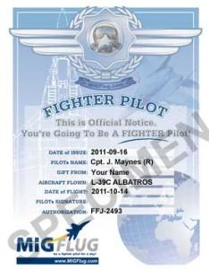 Buy a flight gift certificate ffj gift certificate sample yadclub Choice Image