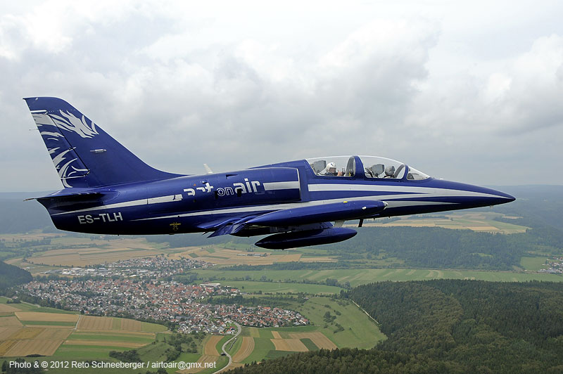 Air to Air L-39 Albatros