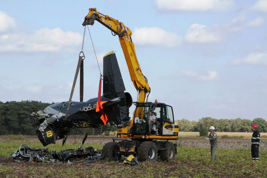 Breitling Jet Team L-39 Crash