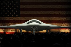 Northrop Grumman X-47B presentation